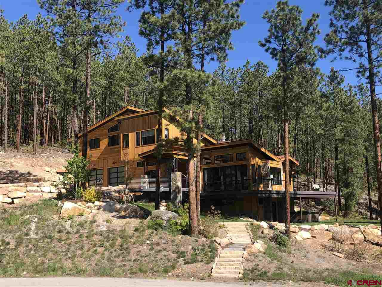 681 Monarch Crest Trail, Durango, CO 81301
