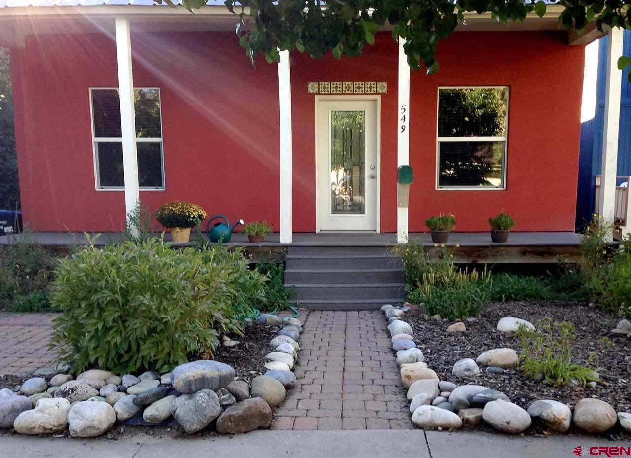 549 E 5th Avenue, Durango, CO 81301