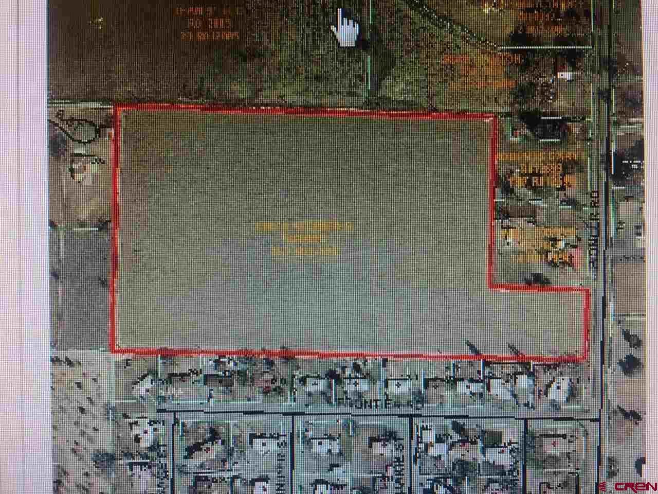 This is 16.7 acres of farmland with 16.7 shares of UVWUA.  Currently leased for farming but would be a great residential lot or a prim development property.  Located in the City of Delta close to schools and medical services.