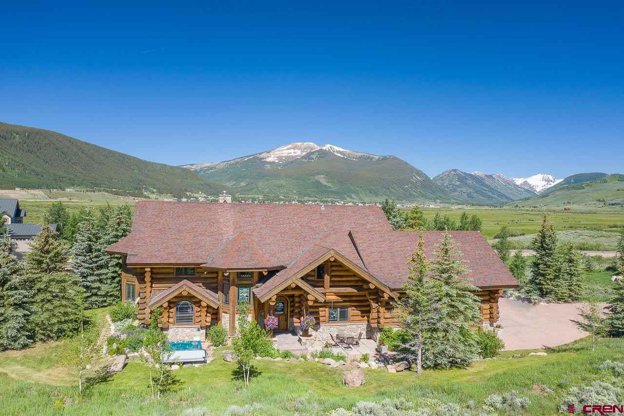 MLS# 757138 - 5 - 163 E Silver Sage Drive, Crested Butte, CO 81224