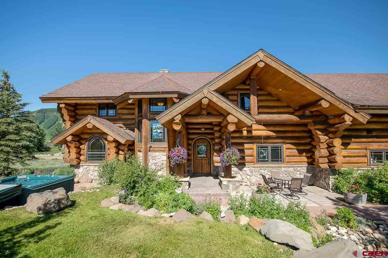 MLS# 757138 - 163 E Silver Sage Drive, Crested Butte, CO 81224