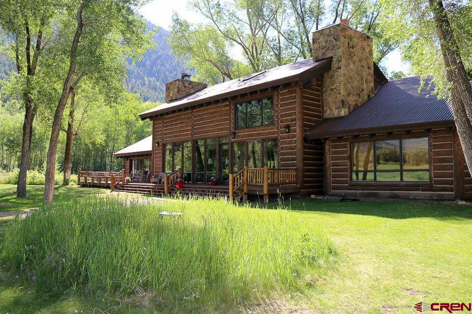 MLS# 757186 - 17 - 25 Wapiti Trail, Crested Butte, CO 81224