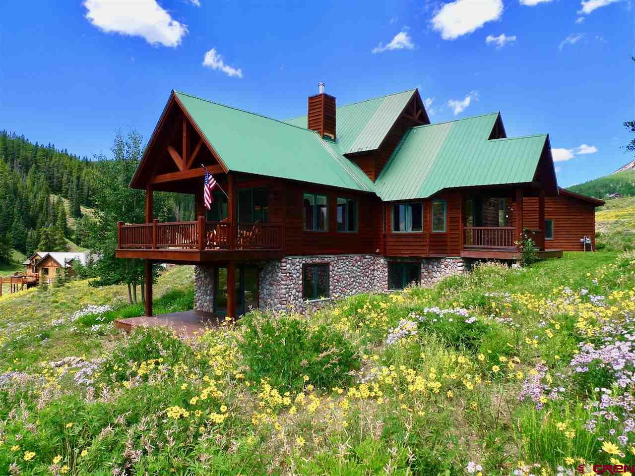 MLS# 757645 - 1 - 34 Creek Cove, Crested Butte, CO 81224