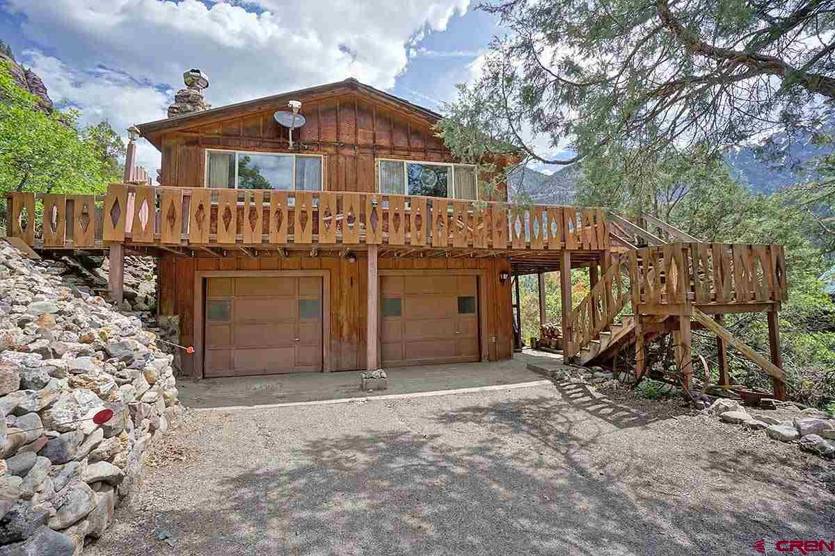 390 Pinecrest Drive, Ouray, CO 81427