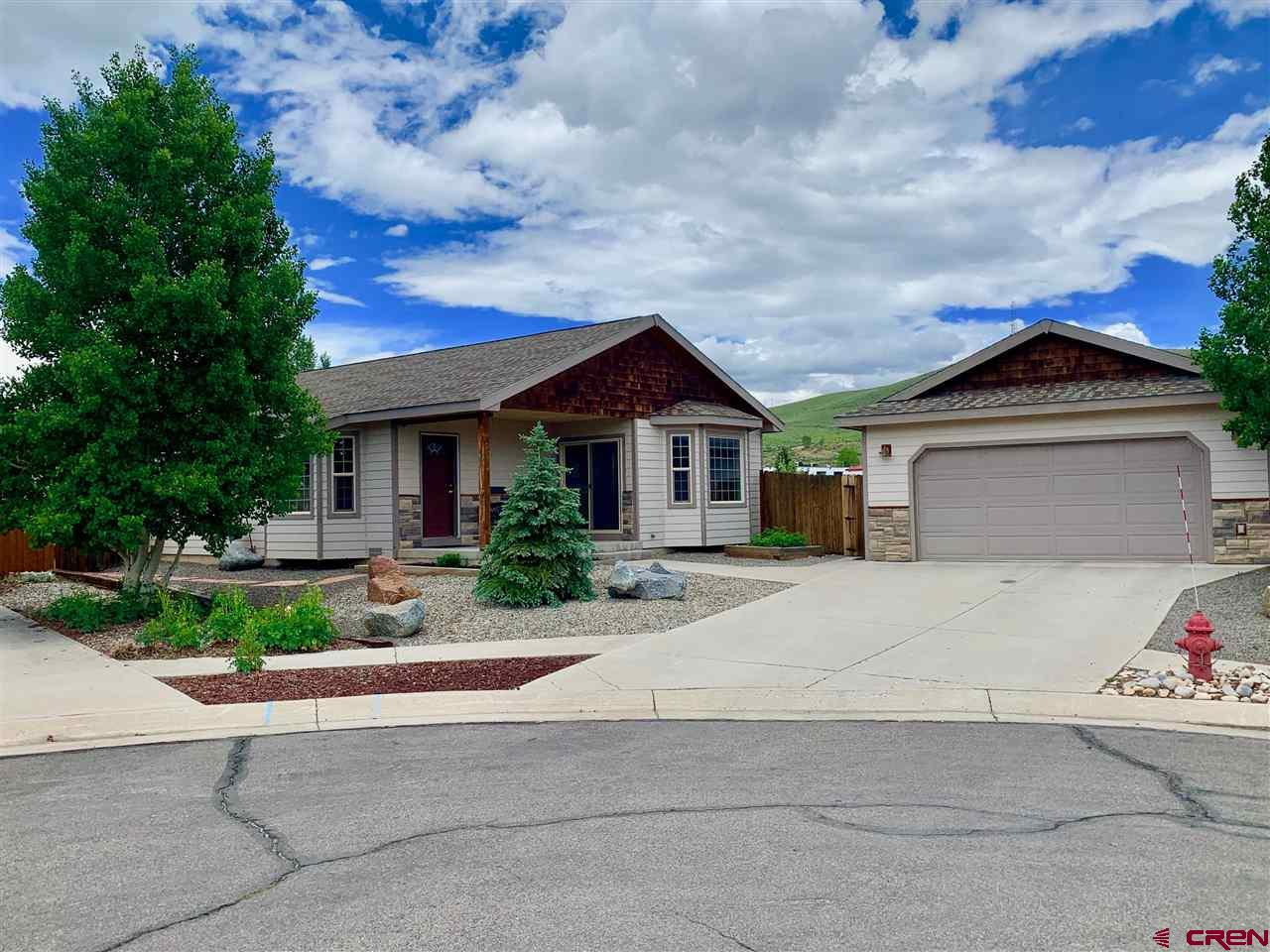 800 Sunny Slope Drive, Gunnison, CO 81230