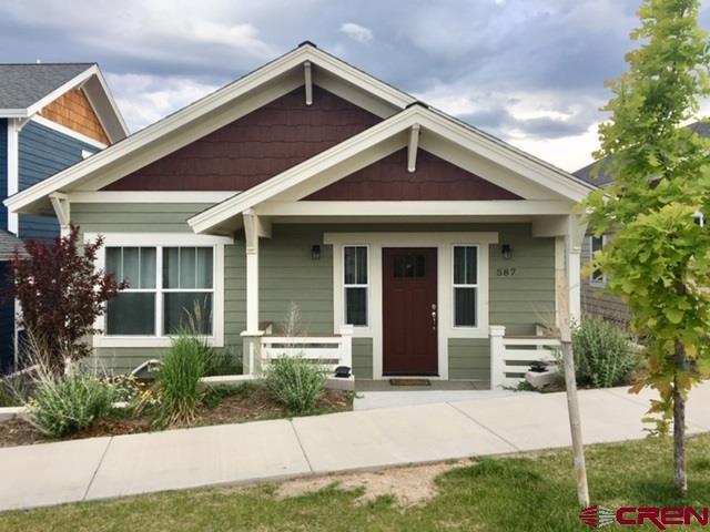 587 Confluence Avenue, Durango, CO 81301
