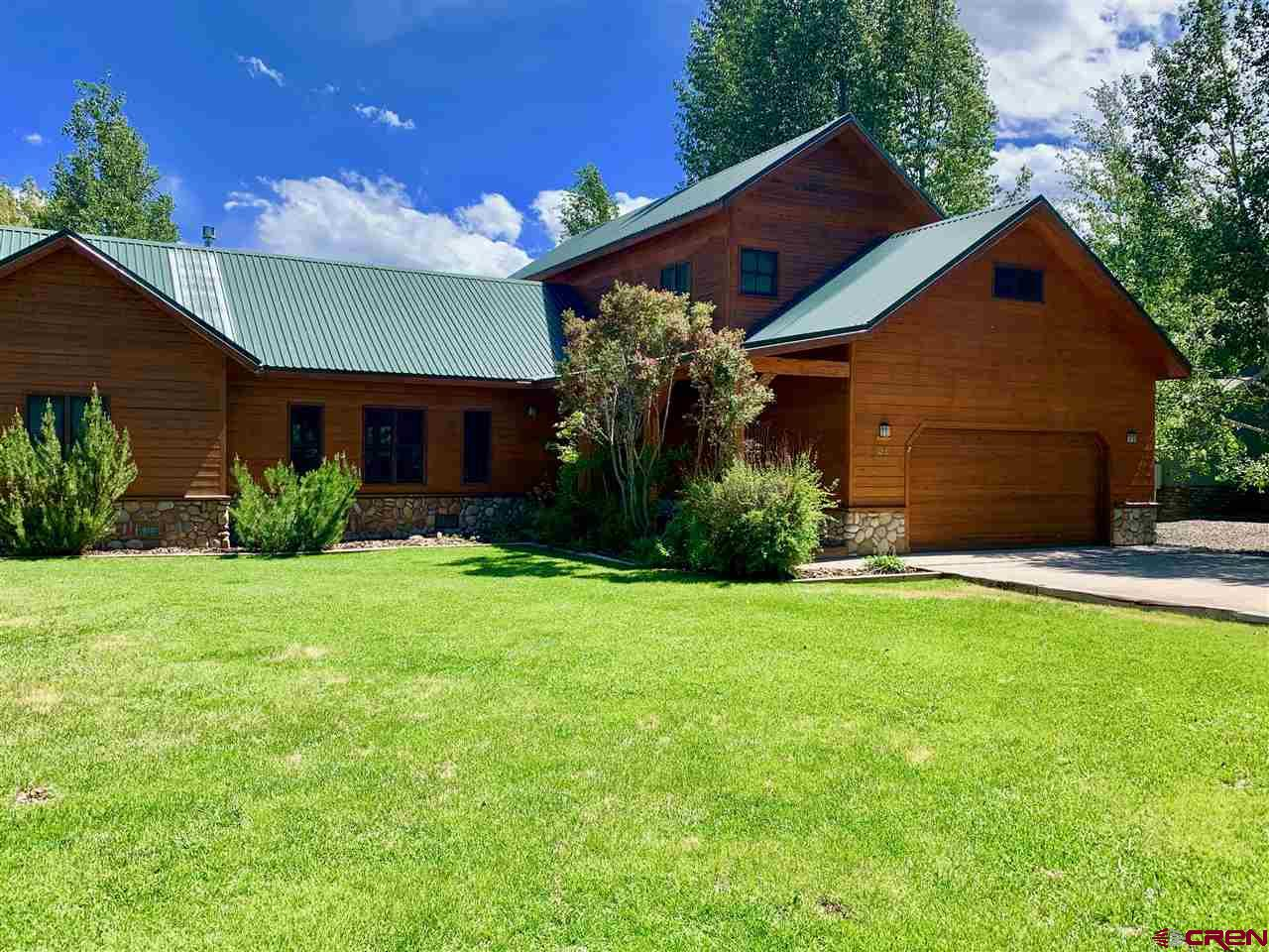468 Tomichi Trail, Gunnison, CO 81230