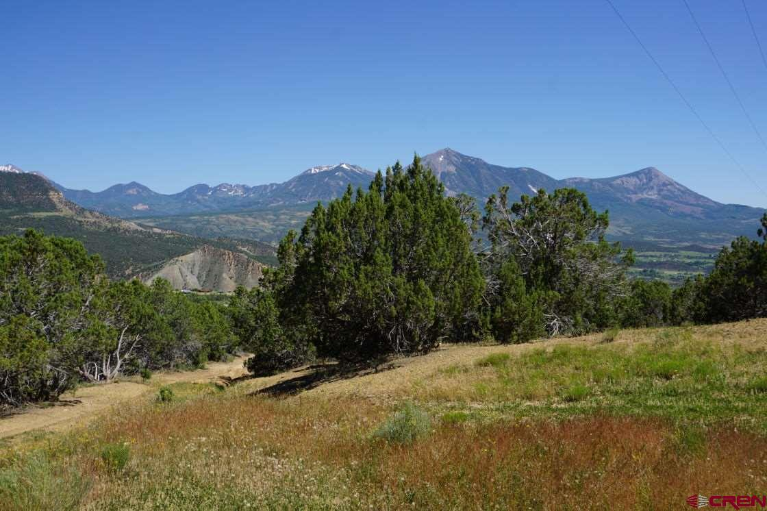 Spectacular 2-acre homesite high up on Garvin Mesa!  This secluded property sits at approximately 6,400 feet elevation, is heavily forested with juniper trees and has great mountain views. Access via a BLM Right-of-Way grant recently renewed for 30 years. Electricity on the property and well permit included. Access is currently 4WD but can be improved.