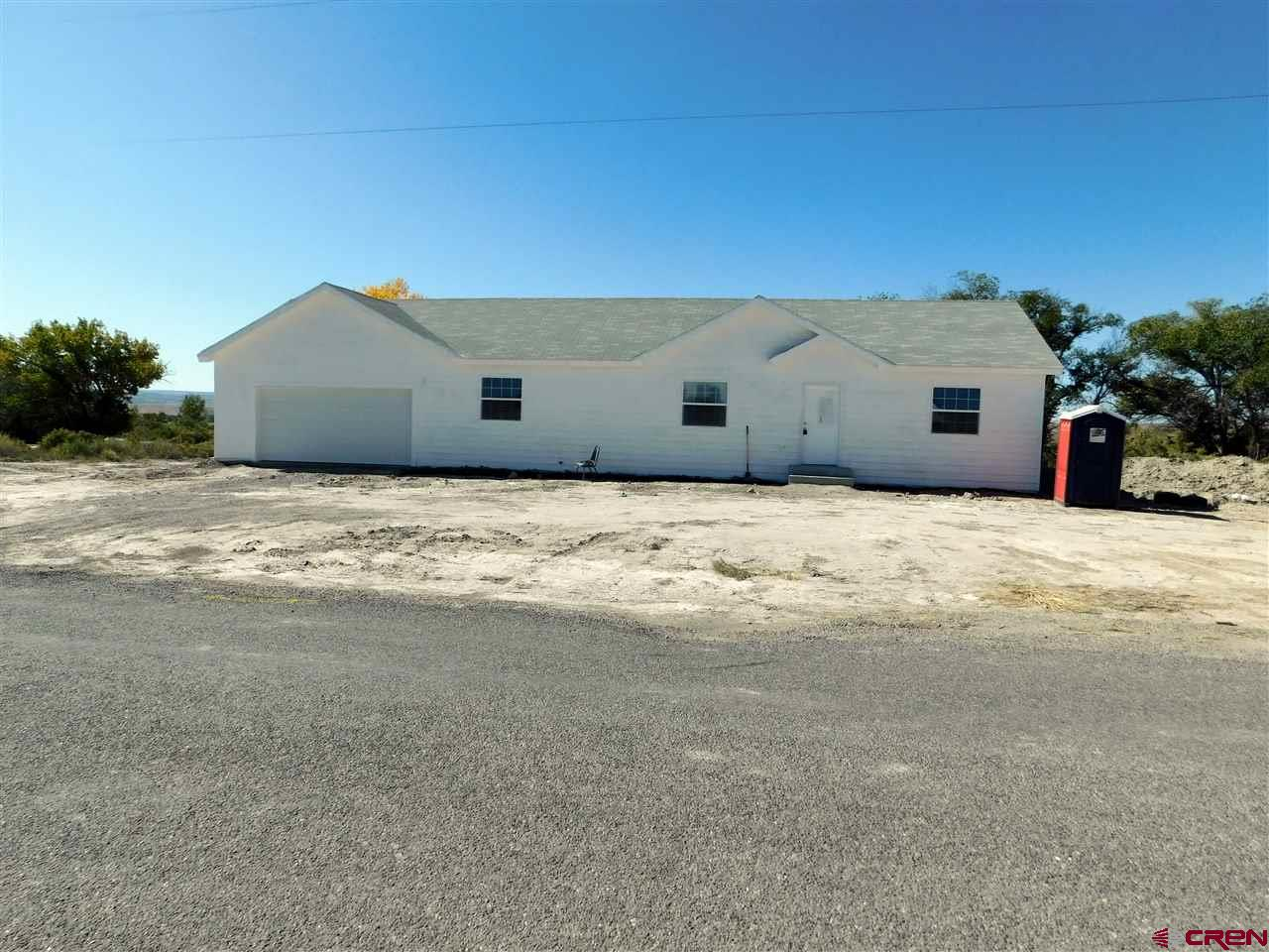 New house being built on 2.36 acres. Open floor plan with three bedrooms, two baths and two car attached garage. No covenants. Easy access to Hwy. 50.  Estimated completion date is 30 days. More details to be provided upon further completion of the house.