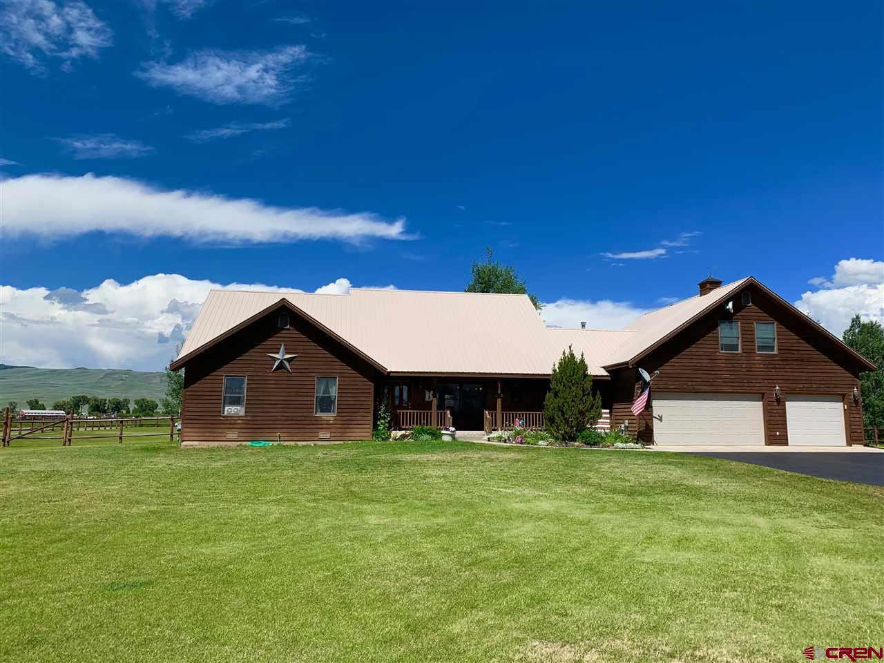 320 Meadow Lark Trail, Gunnison, CO 81230
