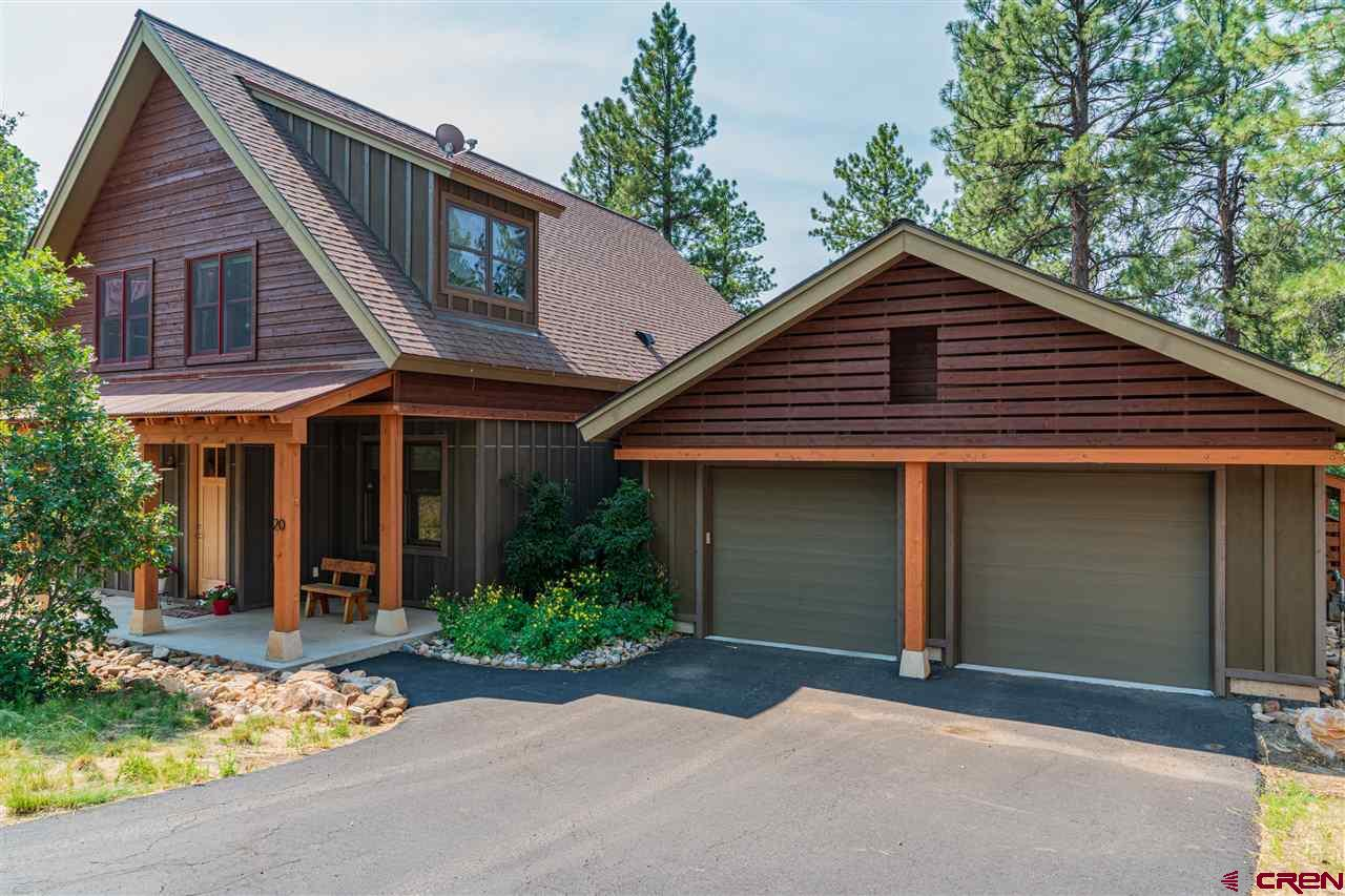 20 Red Table Court, Durango, CO 81301