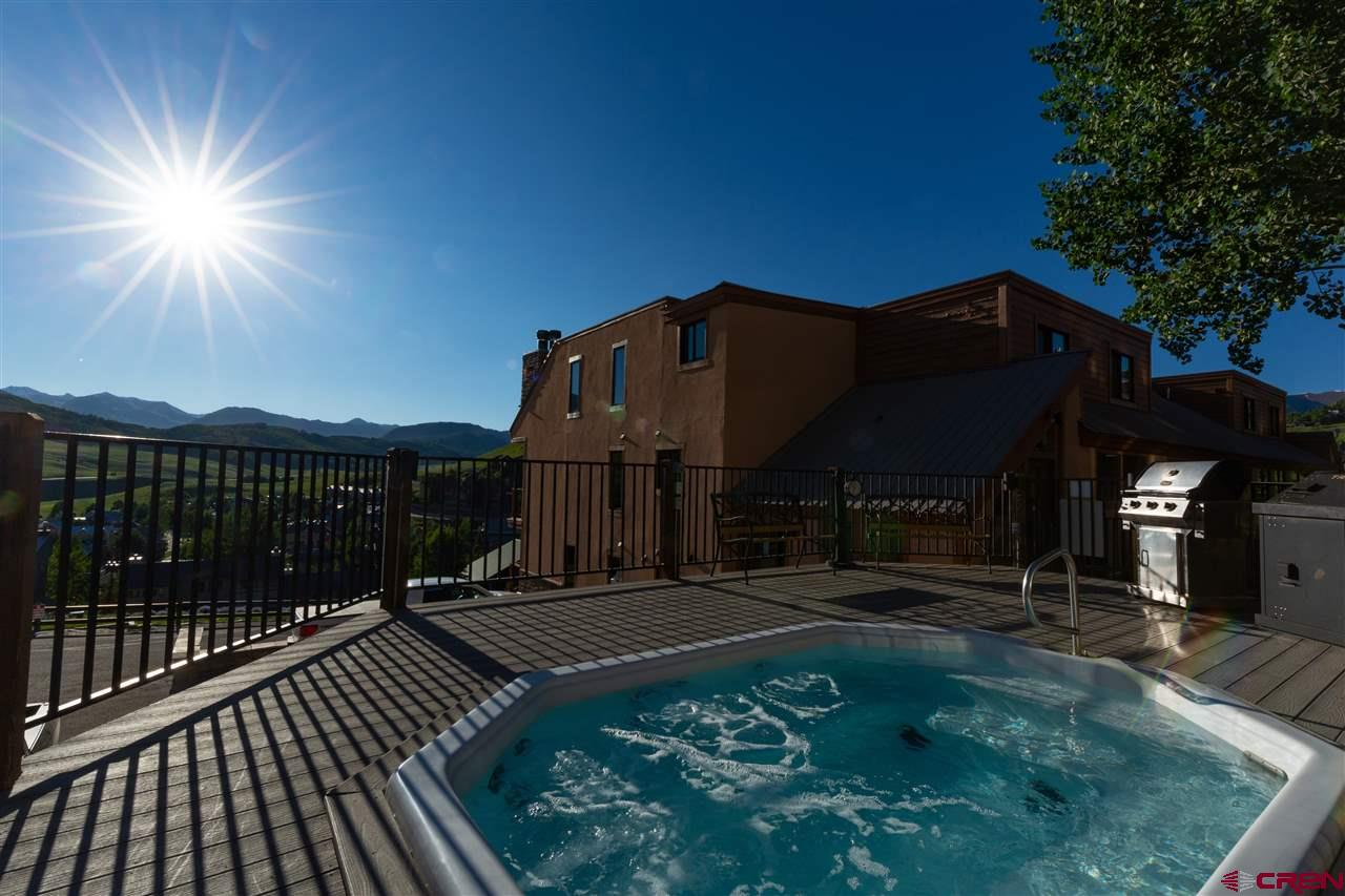 MLS# 760887 - 14 - 20 Hunter Hill Rd , Mt. Crested Butte, CO 81225