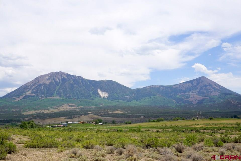 You'll have plenty of elbow room on 35+ secluded acres just minutes from Paonia! Enjoy close-up views of Mt. Lamborn and the West Elks. Tree-lined Reynolds Creek runs year-round through the property. Flat and gently rolling terrain allows for several possible homesites. Water tap and other utilities available; mobile and modular homes allowed. Two adjoining properties are also available for sale: MLS #s 746197 and 759914.