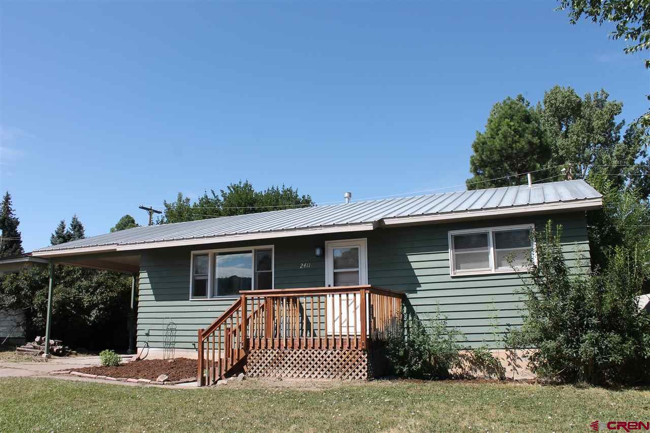 2411 Thomas Avenue, Durango, CO 81301