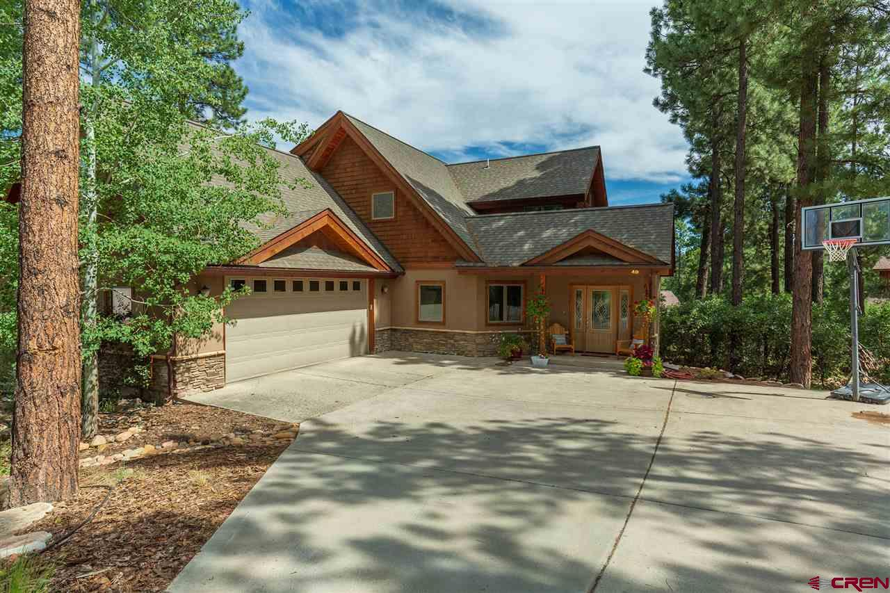 49 Deep Creek Court, Durango, CO 81301