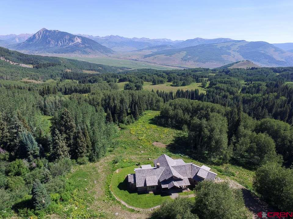 MLS# 764320 - 1 - 1610 Red Mountain Ranch Road, Crested Butte, CO 81224
