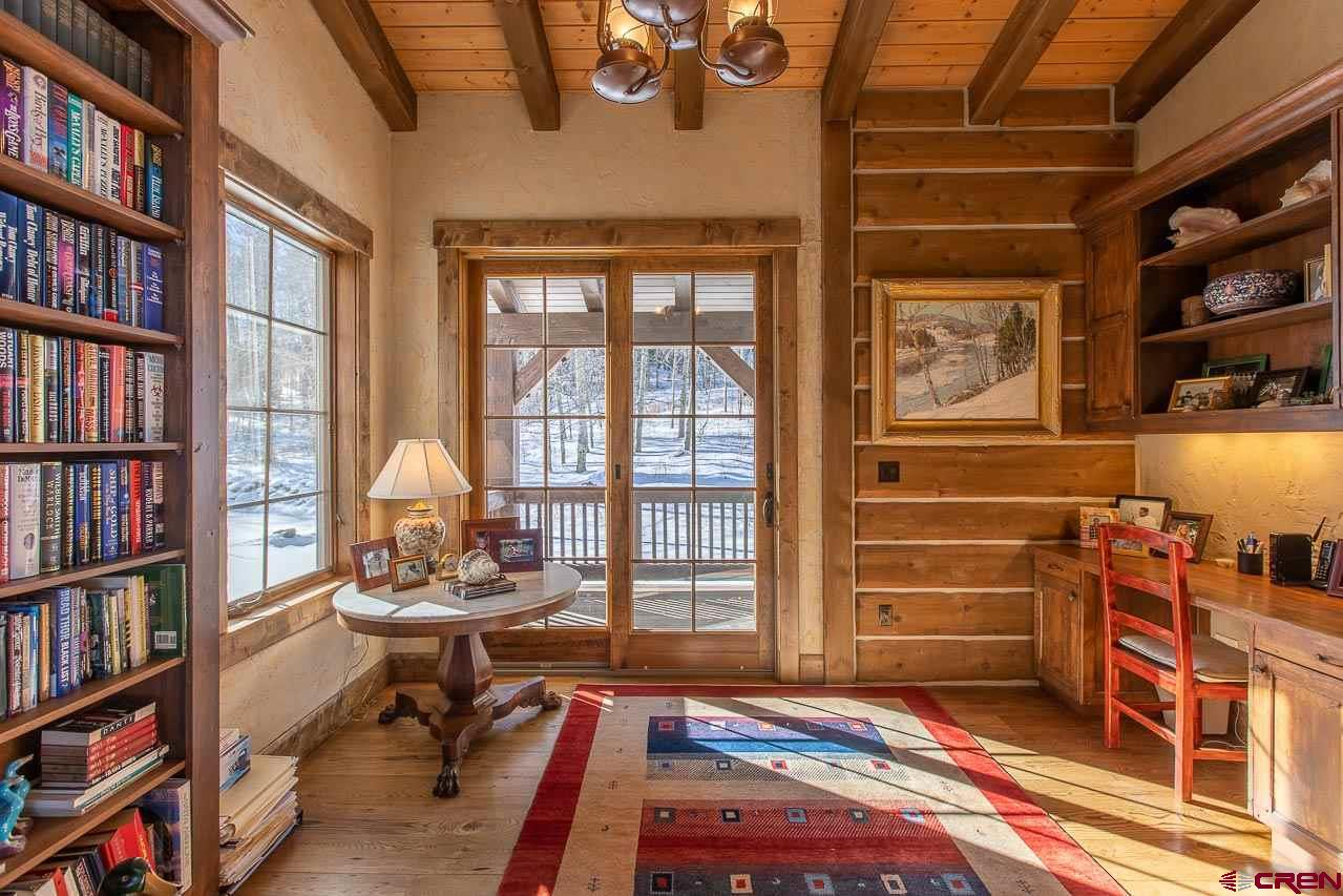 MLS# 764320 - 35 - 1610 Red Mountain Ranch Road, Crested Butte, CO 81224