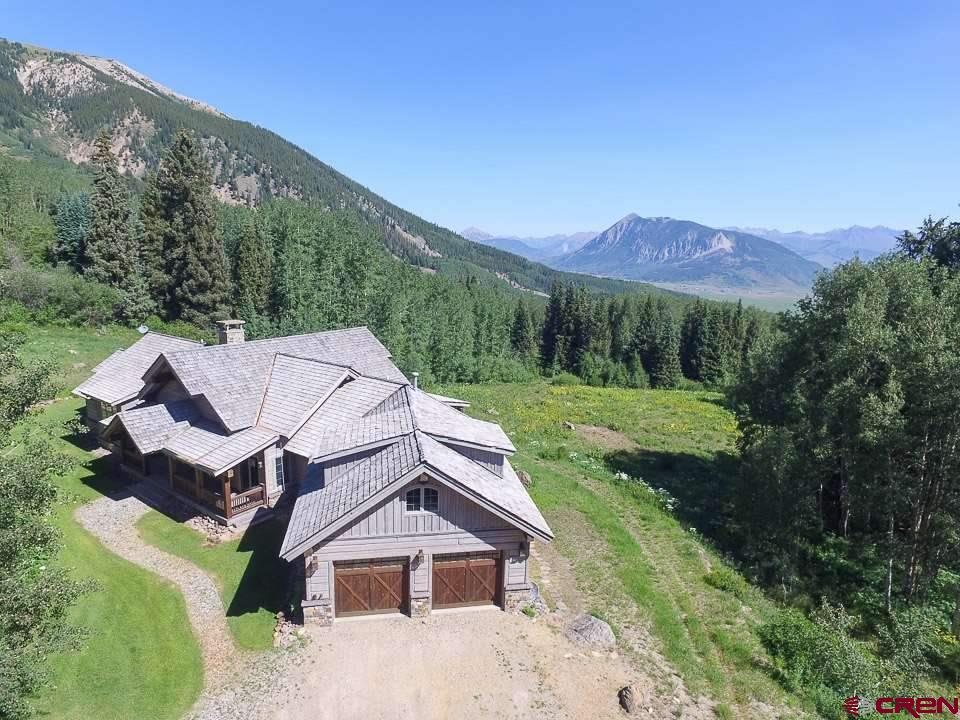 MLS# 764320 - 20 - 1610 Red Mountain Ranch Road, Crested Butte, CO 81224