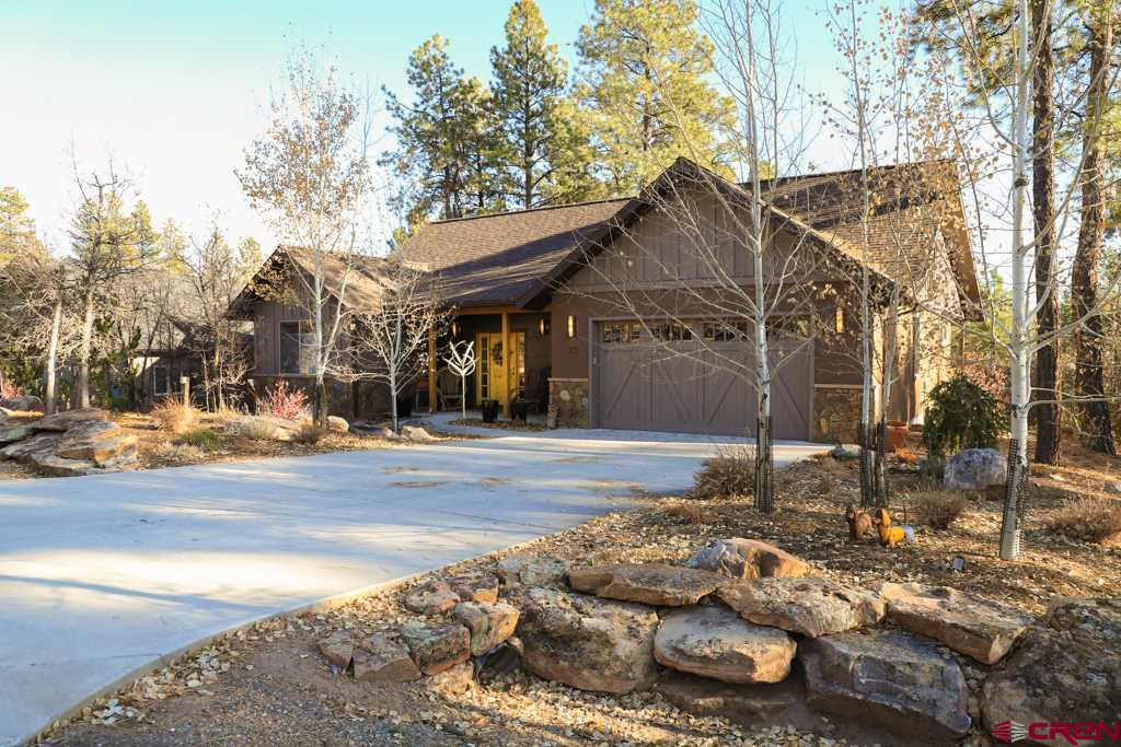 25 Needle Creek Court, Durango, CO 81301