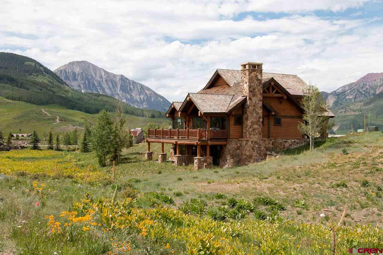 MLS# 764668 - 1 - 4 Appaloosa Road, Mt. Crested Butte, CO 81225