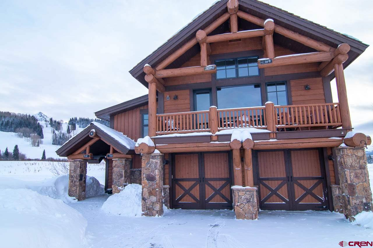 MLS# 764668 - 4 - 4 Appaloosa Road, Mt. Crested Butte, CO 81225