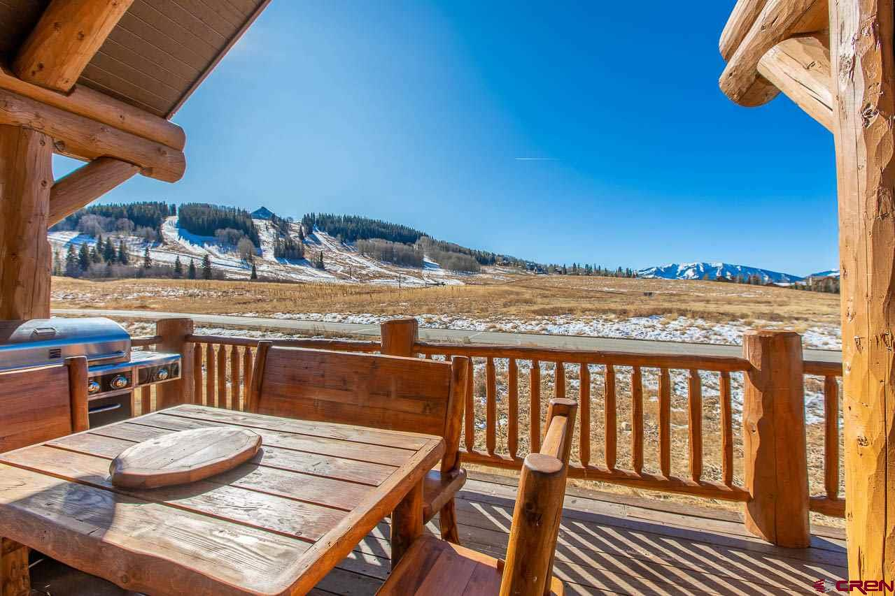 MLS# 764668 - 21 - 4 Appaloosa Road, Mt. Crested Butte, CO 81225