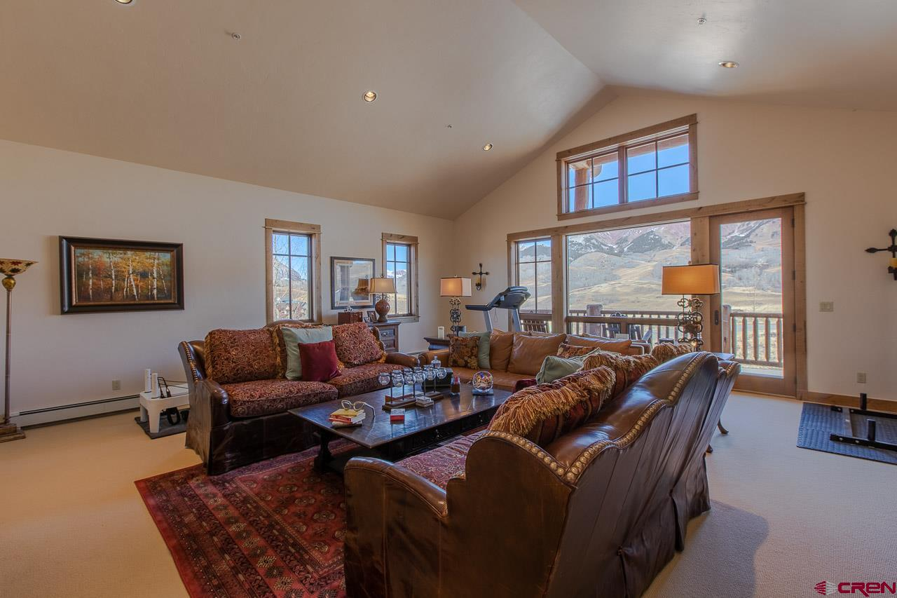 MLS# 764668 - 44 - 4 Appaloosa Road, Mt. Crested Butte, CO 81225