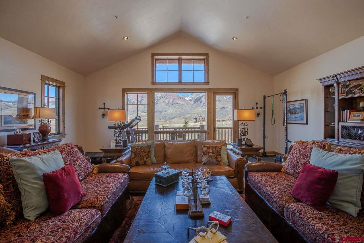 MLS# 764668 - 46 - 4 Appaloosa Road, Mt. Crested Butte, CO 81225