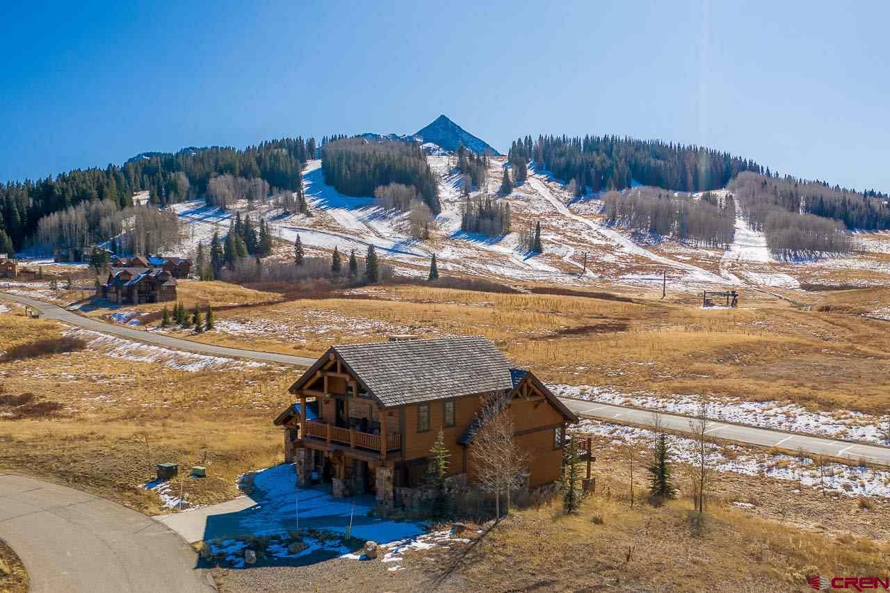 MLS# 764668 - 49 - 4 Appaloosa Road, Mt. Crested Butte, CO 81225