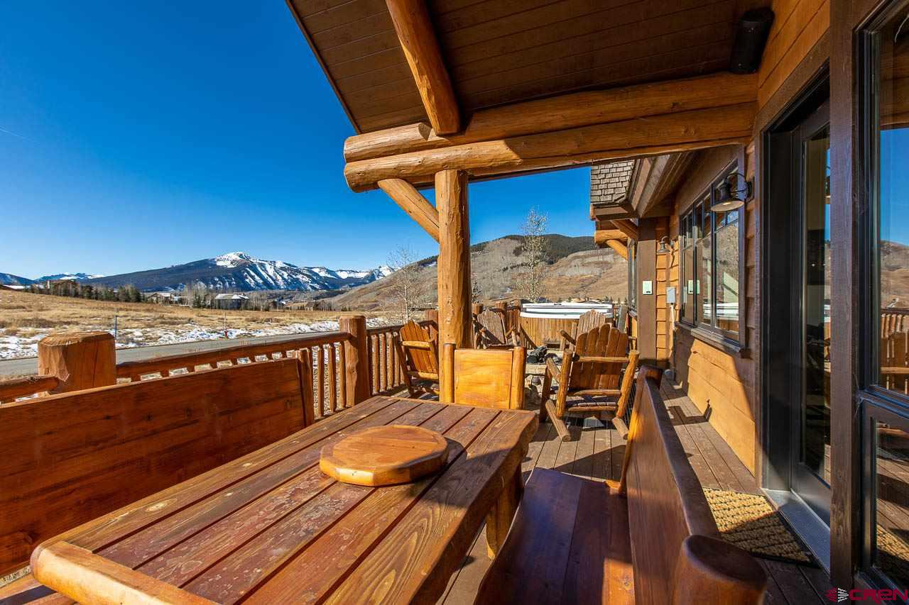 MLS# 764668 - 7 - 4 Appaloosa Road, Mt. Crested Butte, CO 81225