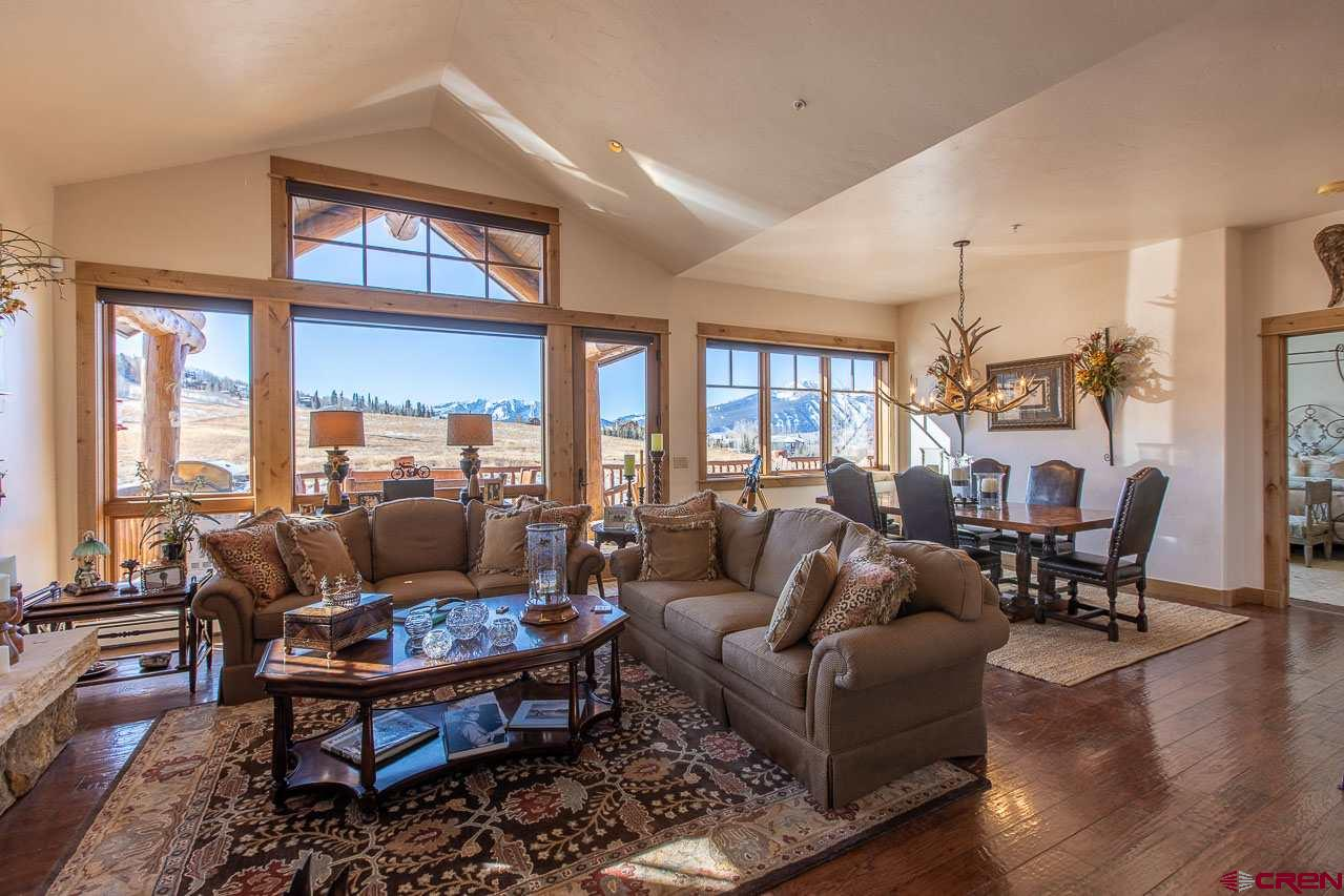 MLS# 764668 - 11 - 4 Appaloosa Road, Mt. Crested Butte, CO 81225