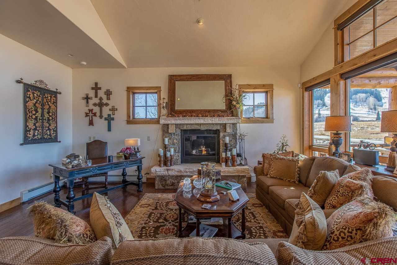 MLS# 764668 - 15 - 4 Appaloosa Road, Mt. Crested Butte, CO 81225