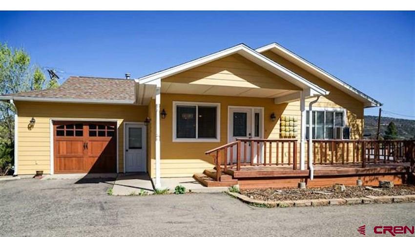 160 W 33rd Street, Durango, CO 81301