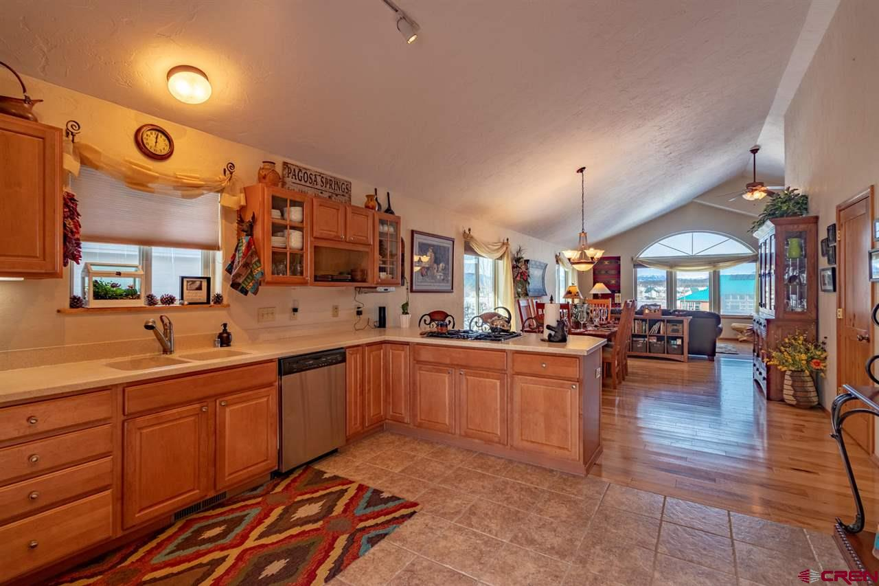 MLS# 766035 - 9 - 1135 Park Avenue, Pagosa Springs, CO 81147