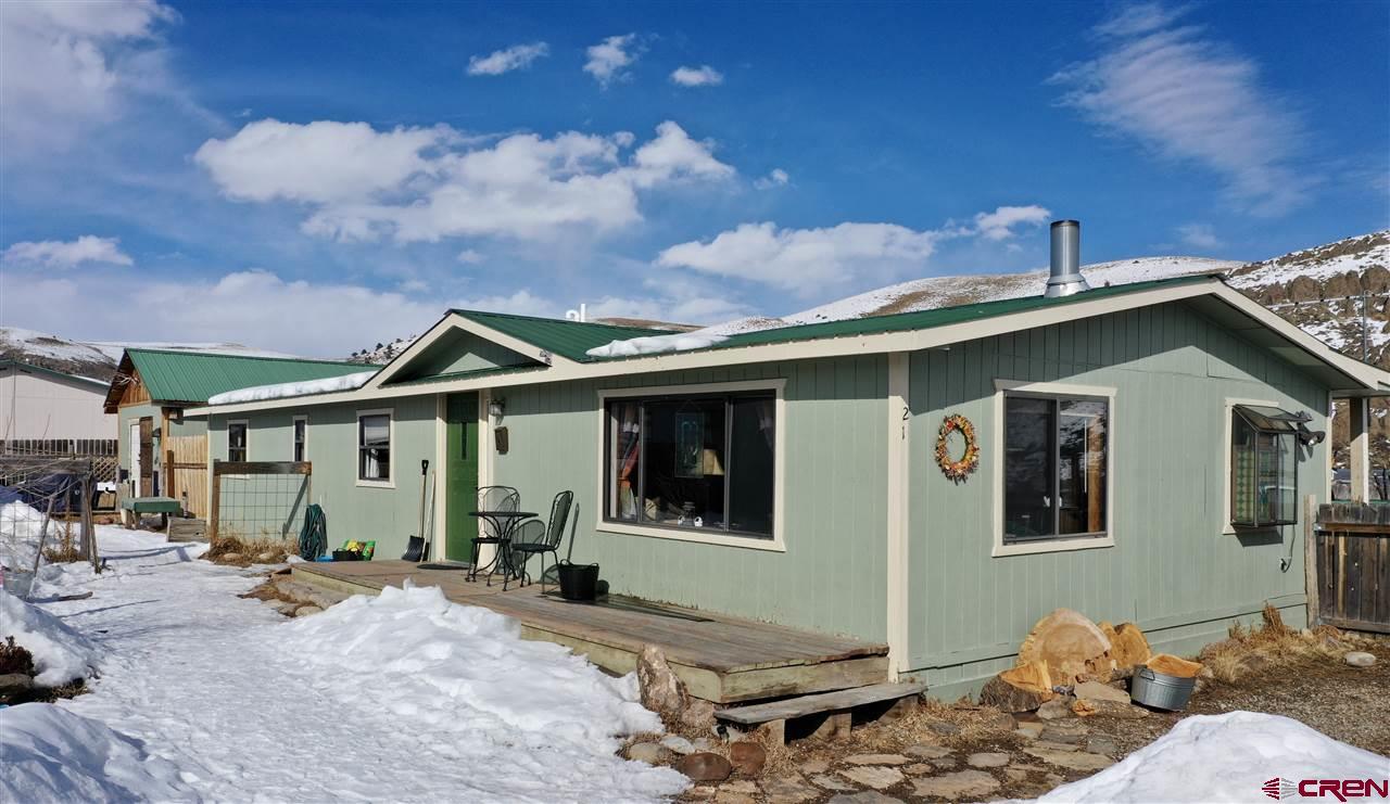 21 Ridge Lane, Gunnison, CO 81230