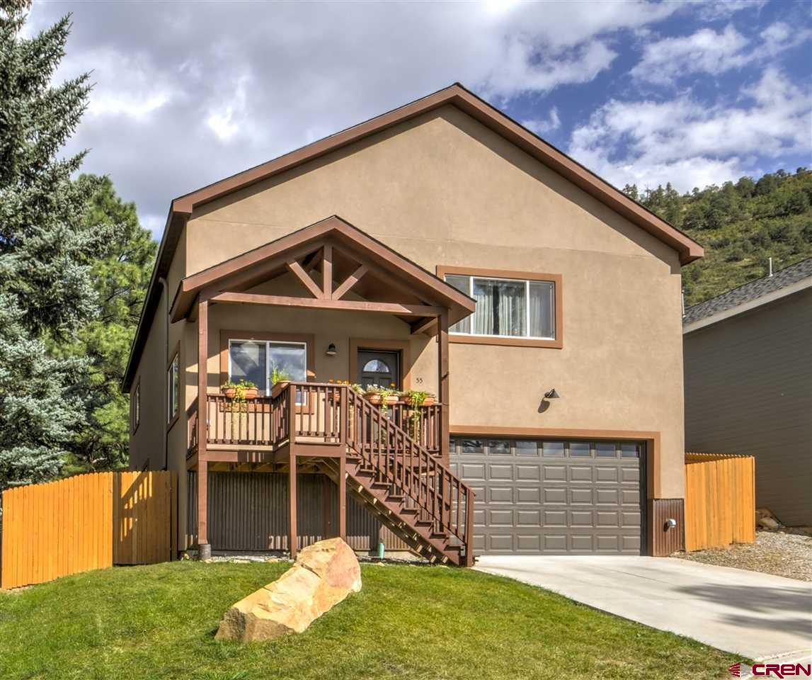 MLS# 766906 - 1 - 55 Cedar Ridge Way, Durango, CO 81301