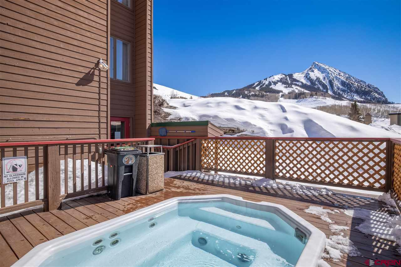 MLS# 767299 - 25 Emmons Road, Mt. Crested Butte, CO 81225