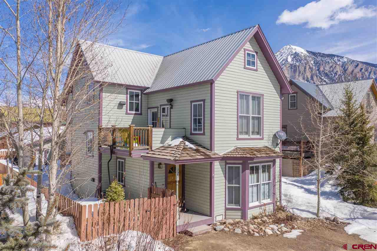 MLS# 767565 - 1 - 725 Red Lady  Avenue , Crested Butte, CO 81224
