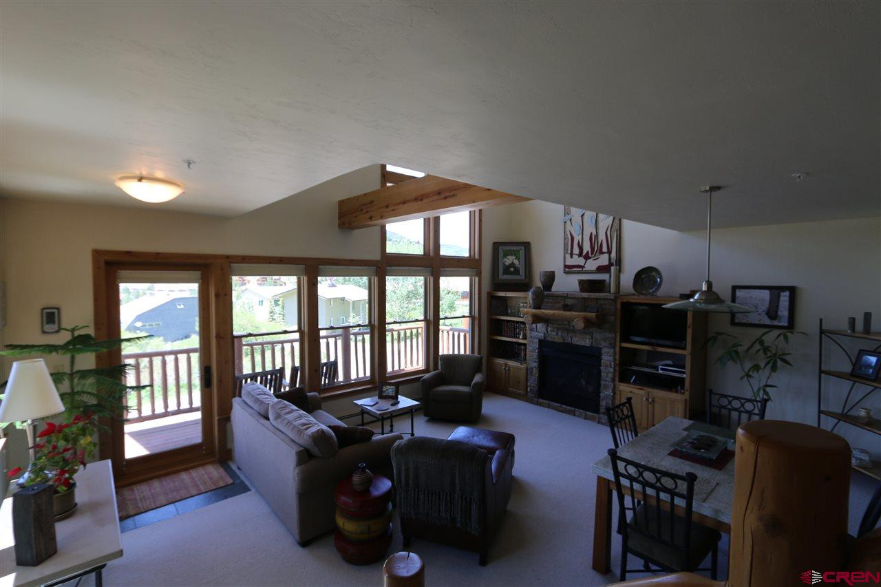 MLS# 767574 - 22 - 24 Hunter Hill Road, Mt. Crested Butte, CO 81225