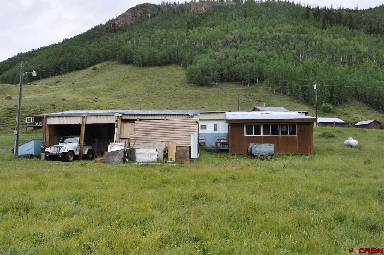 MLS# 767655 - 12 - 4100 Usfs Road 515 , Creede, CO 81130