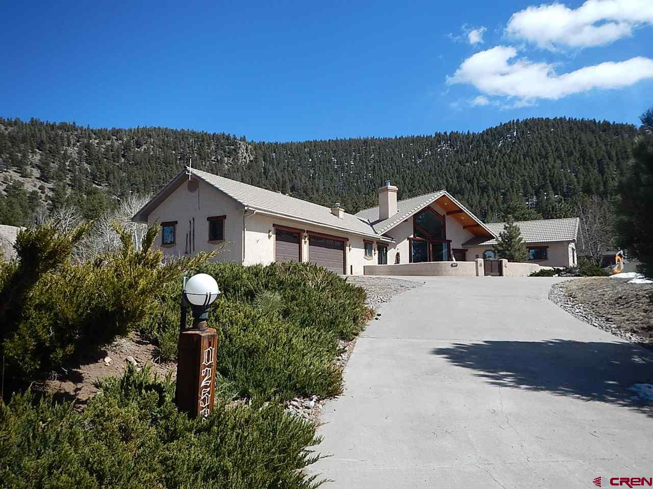 MLS# 768026 - 1 - 258 N Skyline Drive, South Fork, CO 81154