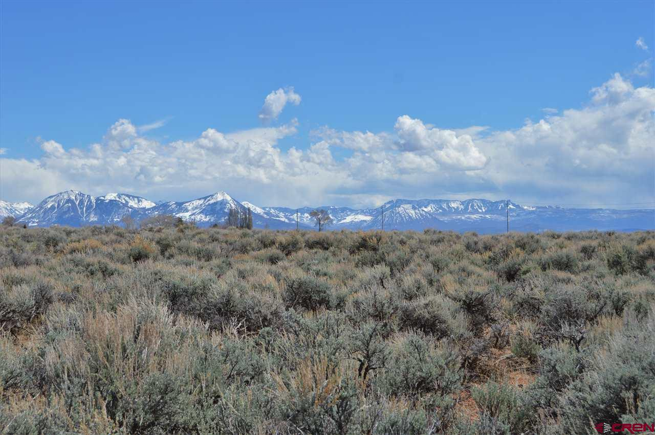 One of those unique Redland Mesa locations with views everywhere you look! East is the West Elk Mountains, South the San Juans, Grand Mesa to the north and Uncompahgre Plateau to the west. And, where else would you find a buffalo herd at the neighbors across the street and The 10+/- acre Paulsen Reservoir adjoins your northwest corner. There's a Upper Surface Creek domestic water tap included in addition to you own well tested at 5 GPM. Seller will have a pump installed and have the water quality and quantity tested before closing. There is a conservation easement that provides for a 2 acre homesite that you can decide on. What a place to build the home of your dreams. You'll want a wrap around porch because there's just so much to see wherever you are. Convenient to Delta, Cedaredge and the entire North Fork area. You've got to see this one!