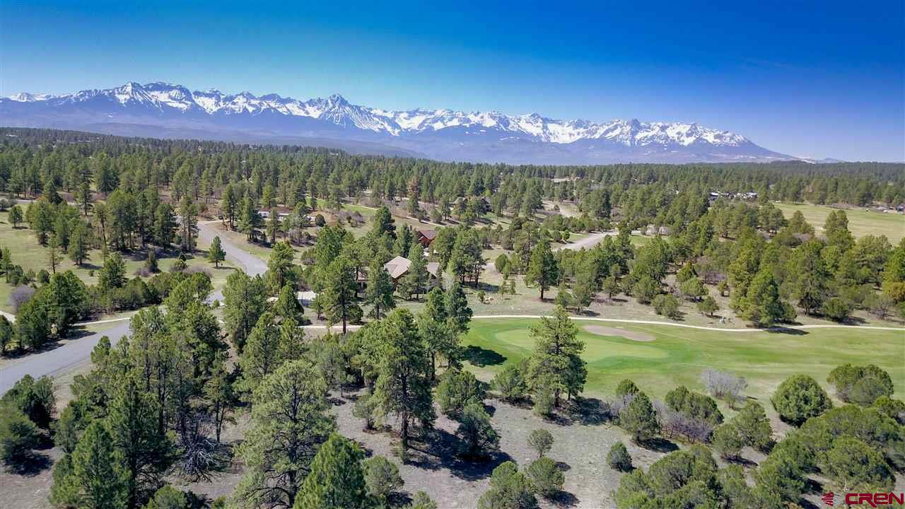 You will love living in Divide Ranch & Club. This lot is nicely treed with Ponderosa, Pinon, Juniper and backing up to the 10th Green.Price includes paid water tap, sewer tap and all other underground utilities are to lot line ready to be tapped into and build your dream home. Also, includes a golf membership to Divide Ranch & Club and paved streets. Located in the award winning Divide Ranch & Club, 7,039-yard golf course. Factor in a high-mesa forest with phenomenal views of Cimmaron and San Juan Mountain ranges. You will certainly enjoy the golf club offering a luxurious community experience. Less than four miles from Ridgway, less than thirty minutes from Montrose and its regional airport, and a short drive from Telluride, and Ouray.