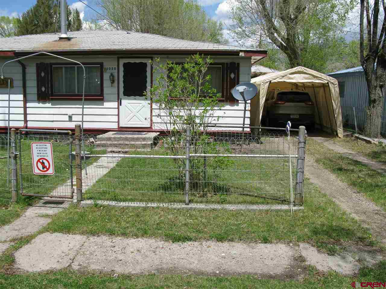 MLS# 769467 - 1050 San Juan Ave , Saguache, CO 81149