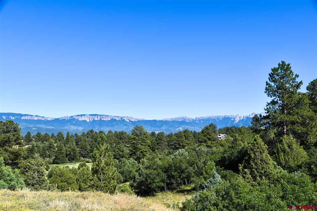 Nice large lot with 3+ acres gives you your choice of building sites.  Water tap is paid and underground utilities are to lot line with paved roads in the subdivision. Offering spectacular views of the San Juan Mountains.  This is in the core of the of the beautiful Divide Ranch & Club Golf course.  Nicely treed with Ponderosa, Pinion and Juniper.  Golf membership is included in price.   Located in the award winning Divide Ranch & Club, 7,039-yard golf course. Factor in a high-mesa forest with phenomenal views of Cimmaron and San Juan Mountain ranges. Enjoy the golf club offerings luxurious community experience. Less than four miles from Ridgway, less than thirty minutes from Montrose and its regional airport, and a short drive from Telluride, and Ouray. Build your home here!