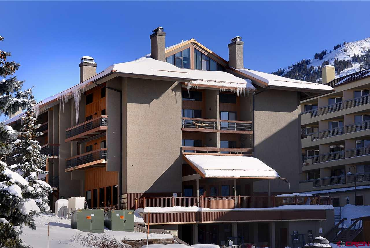 MLS# 772605 - 1 - 11 Emmons Road, Mt. Crested Butte, CO 81225