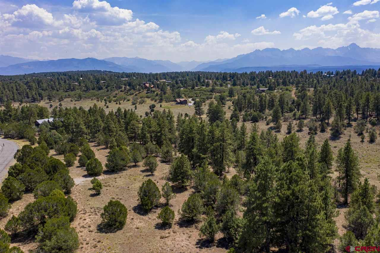 Prime building lot sitting peacefully on a paved cul-de-sac.  Over an acre of tall Ponderosa Pine trees, Pinion trees, and mountain views.  These prime lots are selling quickly!   Located on the award winning Divide Ranch golf course.  The water tap is installed and paid, electric is to the property line.  This property gives you quick access to Ridgway, and Montrose and a beautiful leisurely 39 mile drive to Telluride.  Be one of the fortunate who are able to build their dream home and live the good life Colorado offers