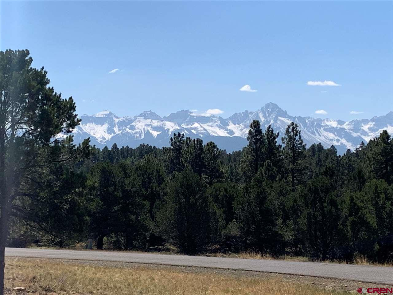 Hard to find View Lot in Divide Ranch & Club Golf Course Community.  Build your Dream Home on this lot with views of the San Juan Mountains.  Short Distance to world class skiing in Telluride Co, Hot Springs in Ouray Co and unlimited outdoor recreational activities.  Golf in the summer and cross country ski in the winter.  Whether you are looking for a Forever Home or a Vacation Home you do not want to miss out on the opportunity to live at Divide Ranch & Club.