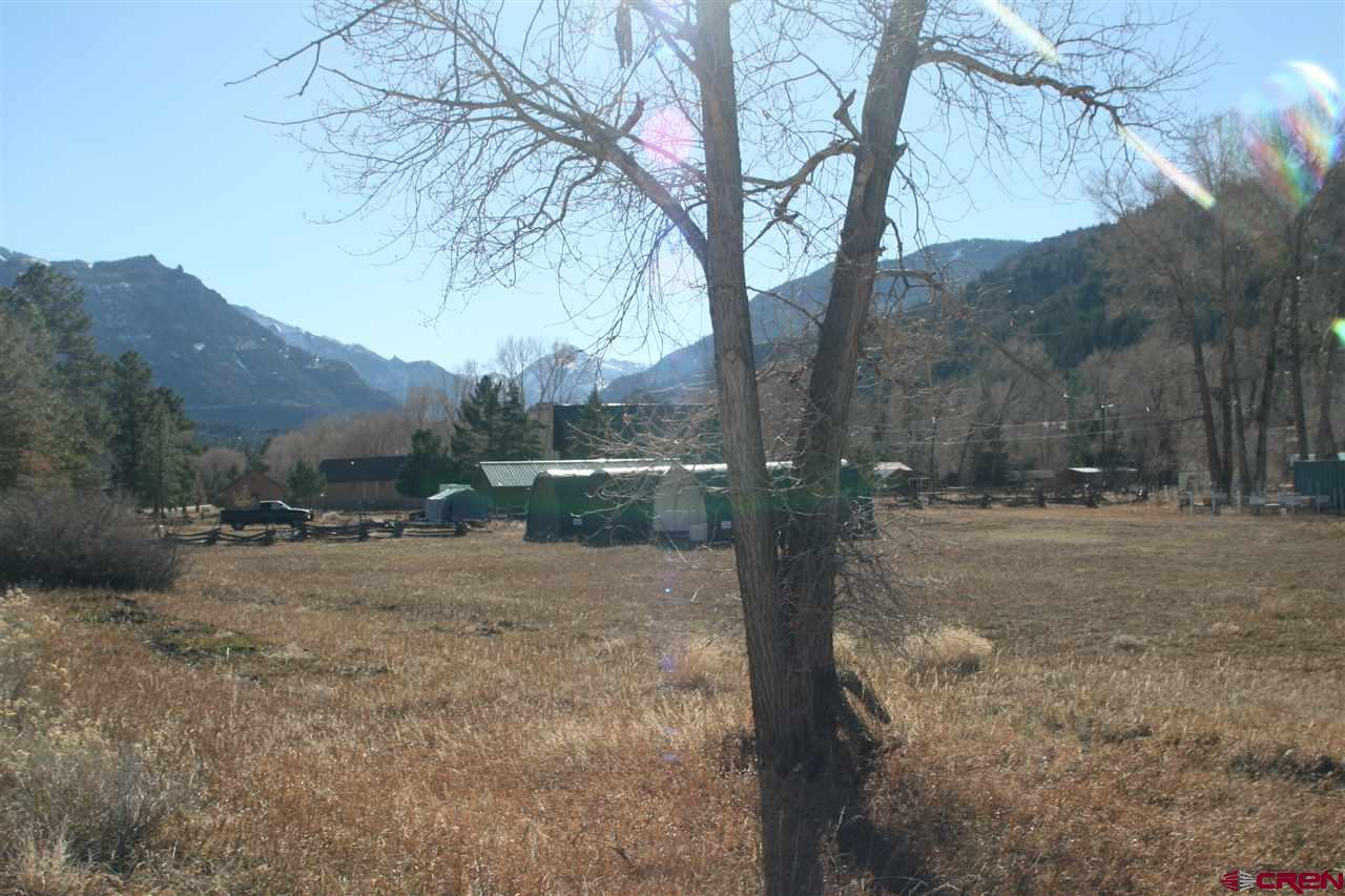Prime valley location between Ridgway and Ouray!  This level 2 acre lot with irrigation rights is hard to find and won't last long. Also includes $35,000 Grid/Tie Solar System. Great down valley mountain views including Mt. Abrams, close to the Uncompahgre river, ditch, pond and fenced on the west side.  Nice rural setting/neighborhood. All equipment, bee hives and shipping container NOT INCLUDED!  (soft sided quonset huts included) NO HOA!