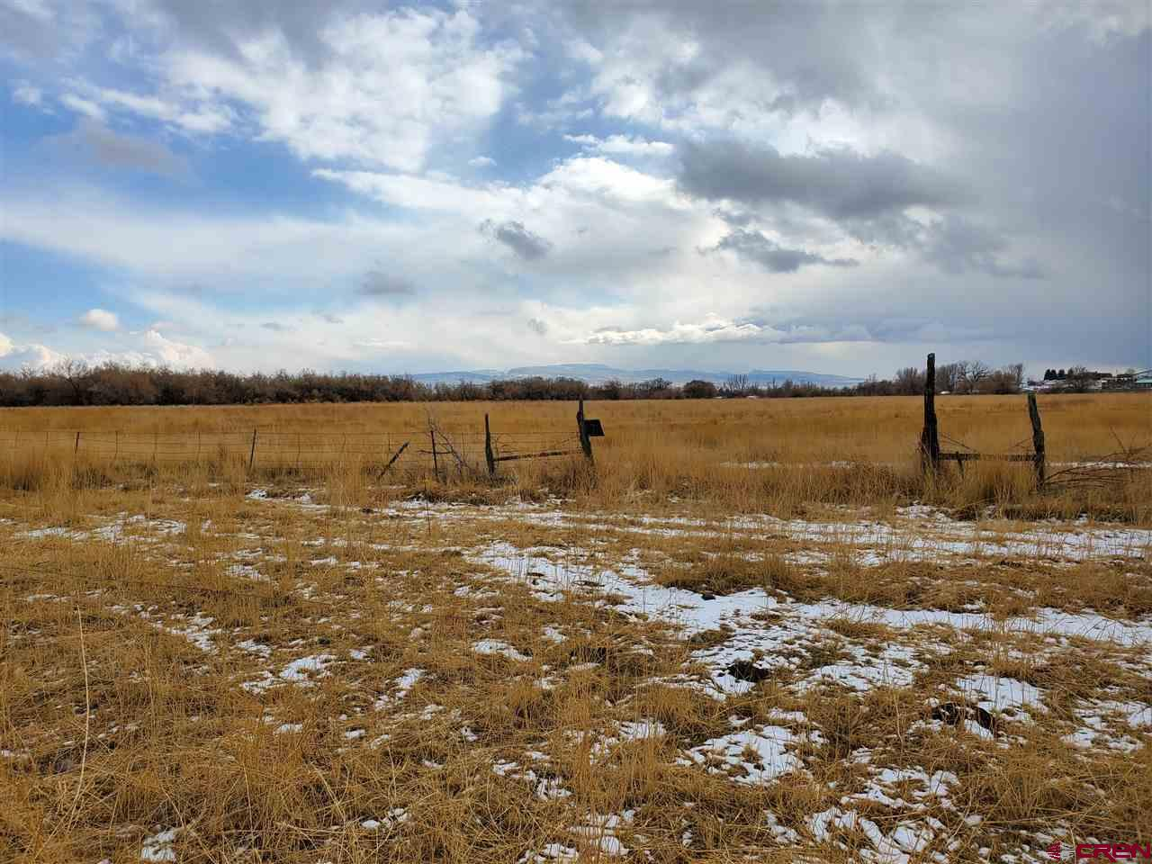 92 acres south of Eckert.  OCID water and Fogg ditch.  Aprox. 76 irrigated acres.  Access off of Highway 65 or 2100 rd.  Good development potential.